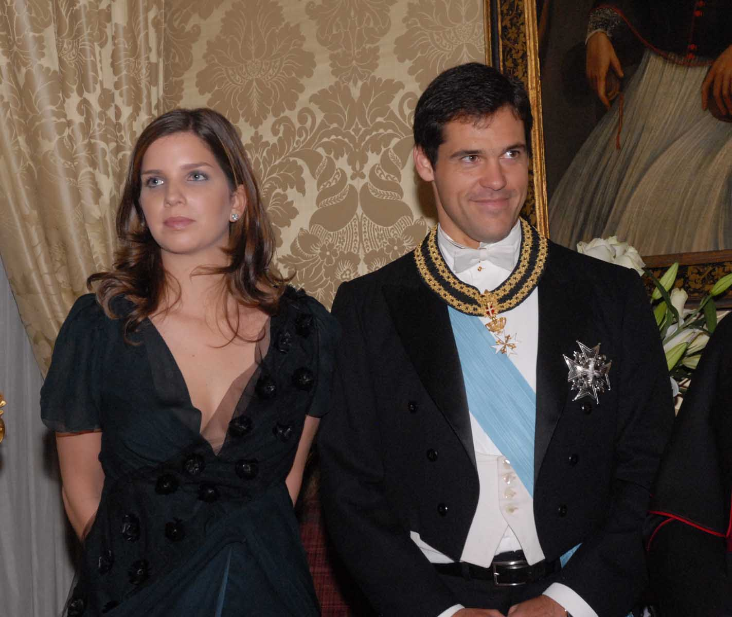 Louis Alphone et Marguerite